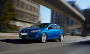 Ford Focus Hatchback 2013: líneas frescas y juveniles