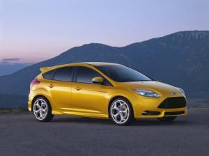 Ford Focus ST 2013: el primer deportivo global de Ford