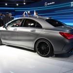 Mercedes Benz CLA 2013: Su precio aún no ha sido confirmado