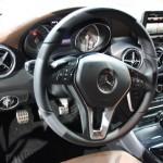 Imágenes del Mercedes Benz CLA 2013