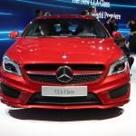 Mercedes Benz CLA 2013:  Además de los parecidos estéticos al CLS y al propio Clase A, el nuevo Mercedes Benz CLA se distingue por encima de todo por un gran logro técnico. Mercedes Benz anuncia a bombo y platillo un récord mundial de Coeficiente aerodinámico Cx, con sólo 0.23. En cuanto a dimensiones, el CLA mide 4.63 m de largo, frente a los 4.29 m del Clase A.