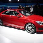 Mercedes Benz CLA 2013: Está dirigido especialmente para competir contra el Audi A3 y el BMW Serie 1, en versiones sedán.