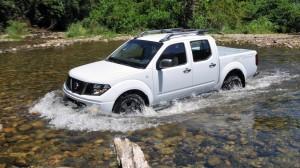 Nissan Frontier 2013: una pickup ideal para el trabajo y la diversión