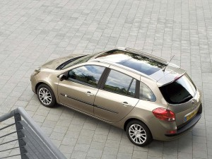 Renault Clio Grand Tour 2013: moderno, musculoso y deportivo