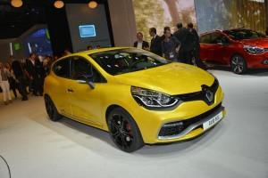 Renault Clio RS 2013: ahora con 5 puertas y renovado mecánicamente