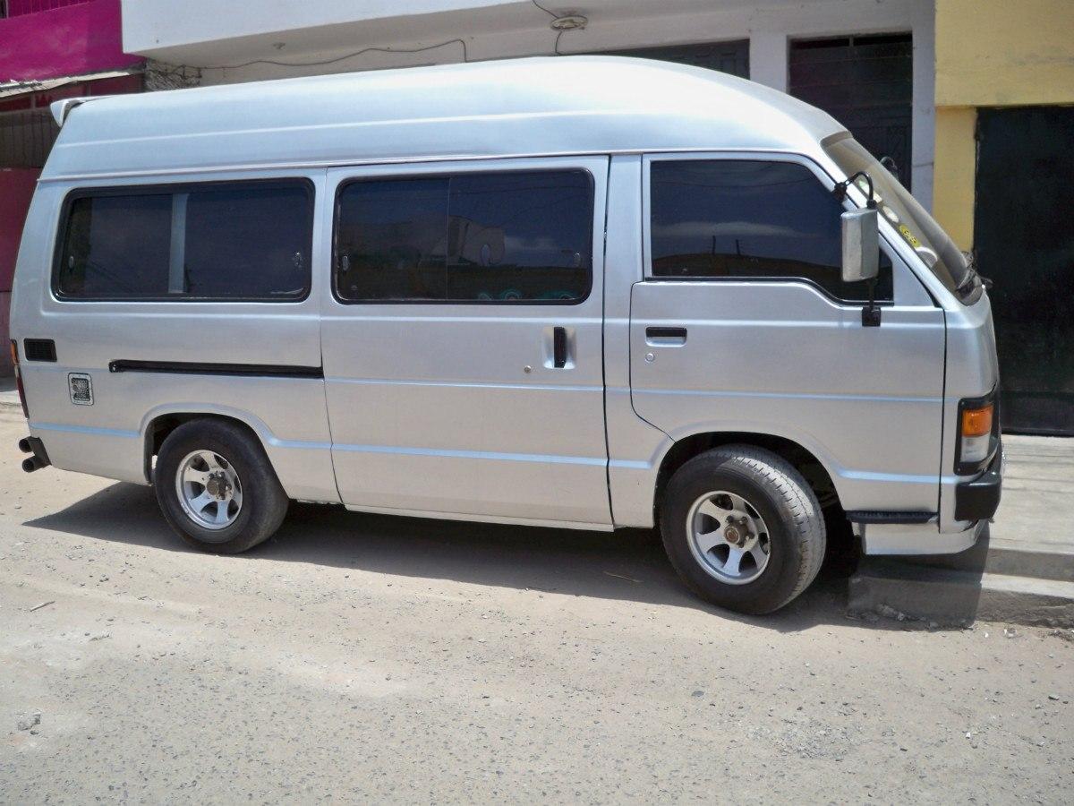Toyota Hiace Van 2013 Interior la Toyota Hiace 2013 es Una