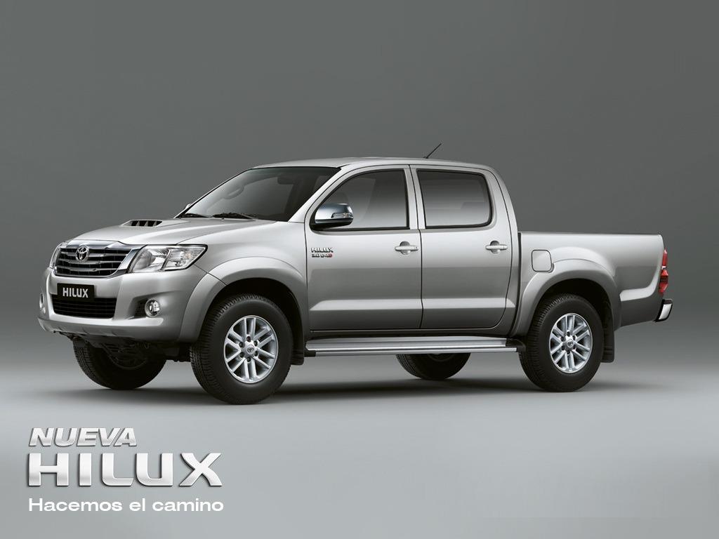 La Toyota Hilux 2013 para México tiene estos precios y versiones