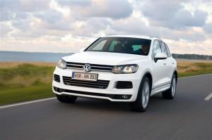 Volkswagen Touareg 2013: una SUV con capacidades todo terreno con lujo y distinción