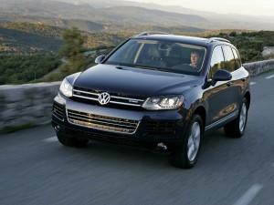 Volkswagen Touareg Hybrid 2013: gran equipamiento, prestaciones y capacidades off-road