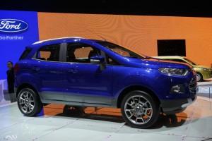Ford EcoSport 2013: calidad, porte y un buen precio