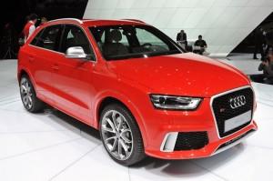 Ginebra 2013: Audi RS Q3, uno de los crossover compactos más rápidos y deportivos