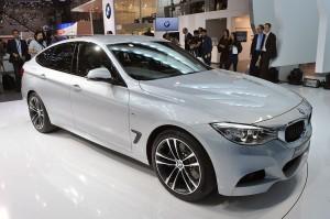 Salón de Ginebra 2013: BMW Serie 3 GT, la carrocería más versátil del Serie 3.