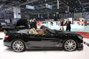 Ginebra 2013: Brabus 800 Roadster, atractivo, elegante y poderoso.