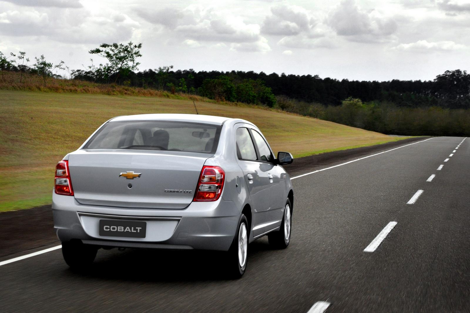 Chevrolet Cobalt 2013: Tiene como competidores al Volkswagen Voyage