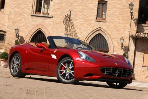 Ferrari California 30 2013: potente, deportivo y muy atractivo