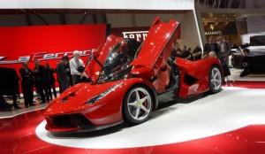 Ferrari LaFerrari: el gran triunfador de Ginebra 2013