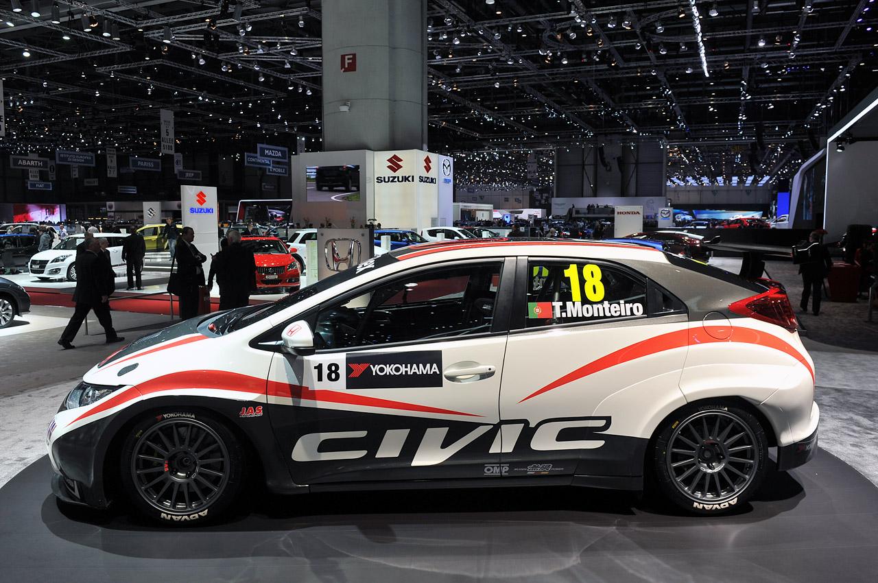 Carros Honda Civic Honda Civic Wtcc Con el Civic