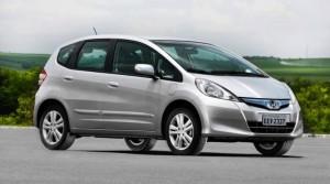 Honda Fit 2013: moderno,  atractivo y de accesible precio