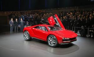 Salón de Ginebra 2013: Italdesign Giugiaro Parcour Coupe Concept