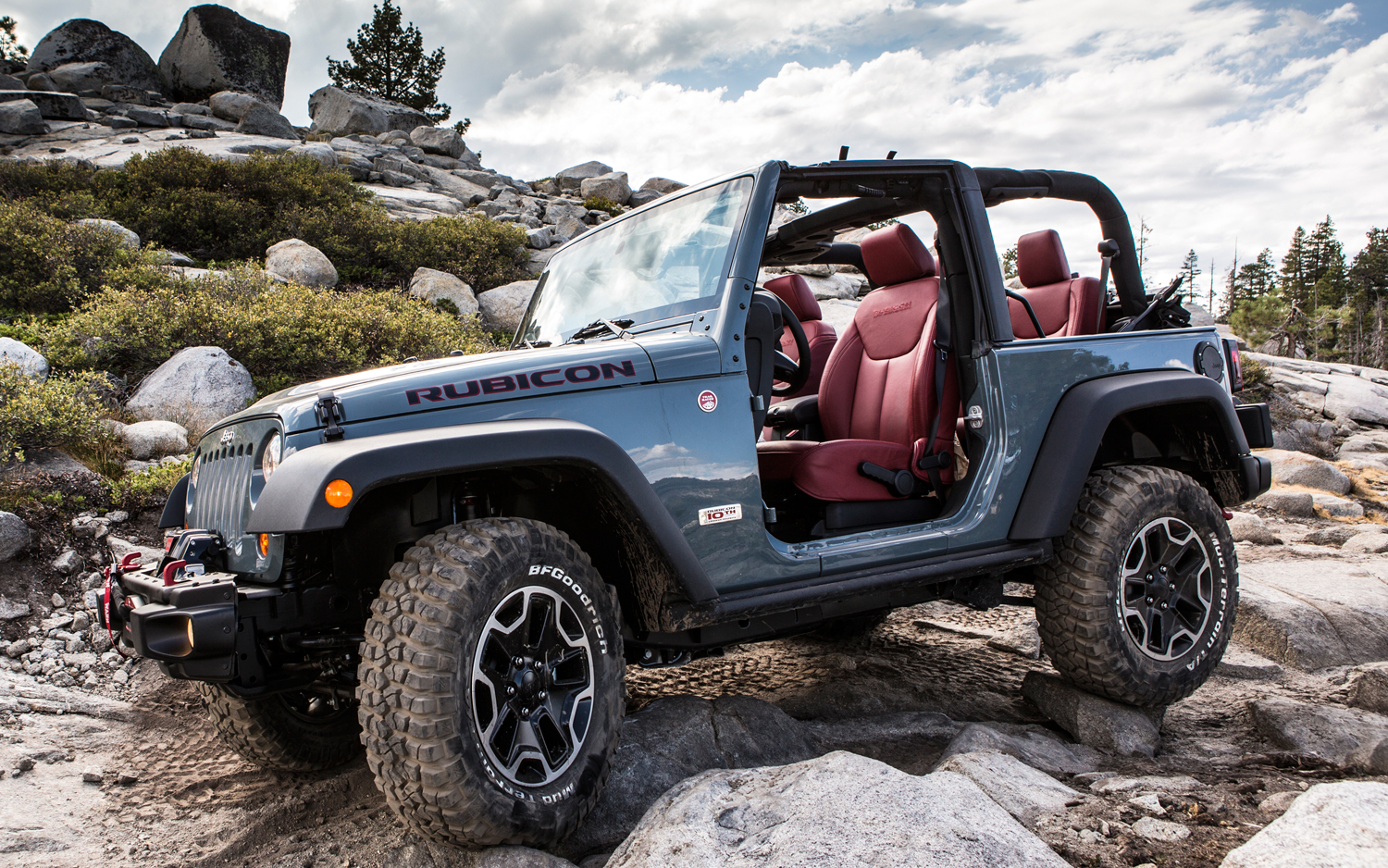 Jeep wrangler car specifications…