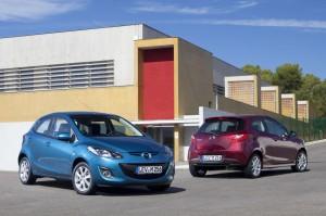 Mazda2 Hatchback 2013: fresco, atractivo y encantador