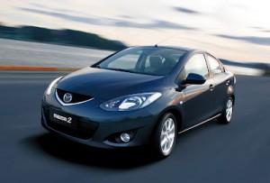 Mazda2 Sedán 2013: diseño audaz y atlético