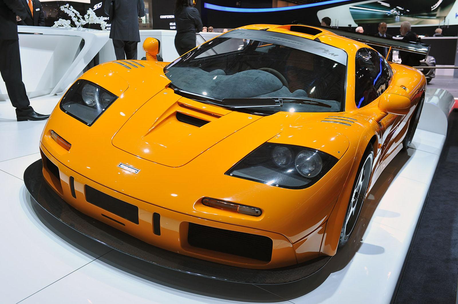 Mclaren F1 Lm El Motor Que Mov 237 A Este Superdeportivo Era