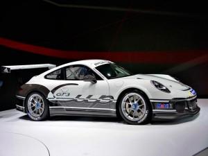 Salón de Ginebra 2013: Porsche 911 GT3 Cup 2013, ahora con 460CV