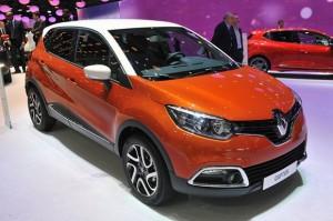 Salón de Ginebra 2013: Renault Captur, un hermoso Clio Crossover