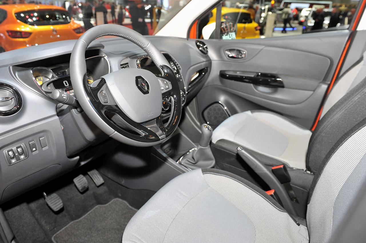 Renault Captur Interior Interior Del Renault Captur