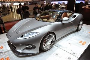 Salón de Ginebra 2013: Spyker B6 Venator Concept, un deportivo de exquisitos acabados