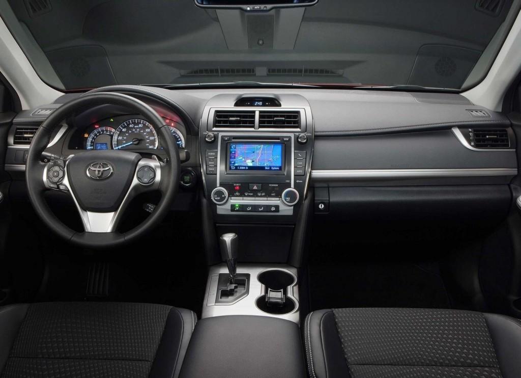 Toyota camry 2013 calidad tama o rendimiento y belleza - 2014 toyota corolla interior features ...