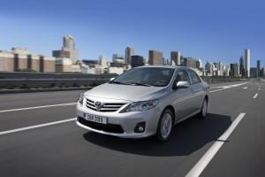 Toyota Corolla 2013: comodidad, seguridad, valor y eficiencia