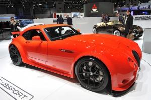 Salón de Ginebra 2013: Wiesmann GT MF4-CS, un exclusivo alemán de 193.193 euros