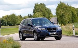 BMW X3 2013: elegancia, modernidad y deportividad
