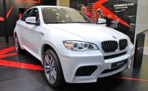 BMW X6 M 2013: estilo y exclusividad
