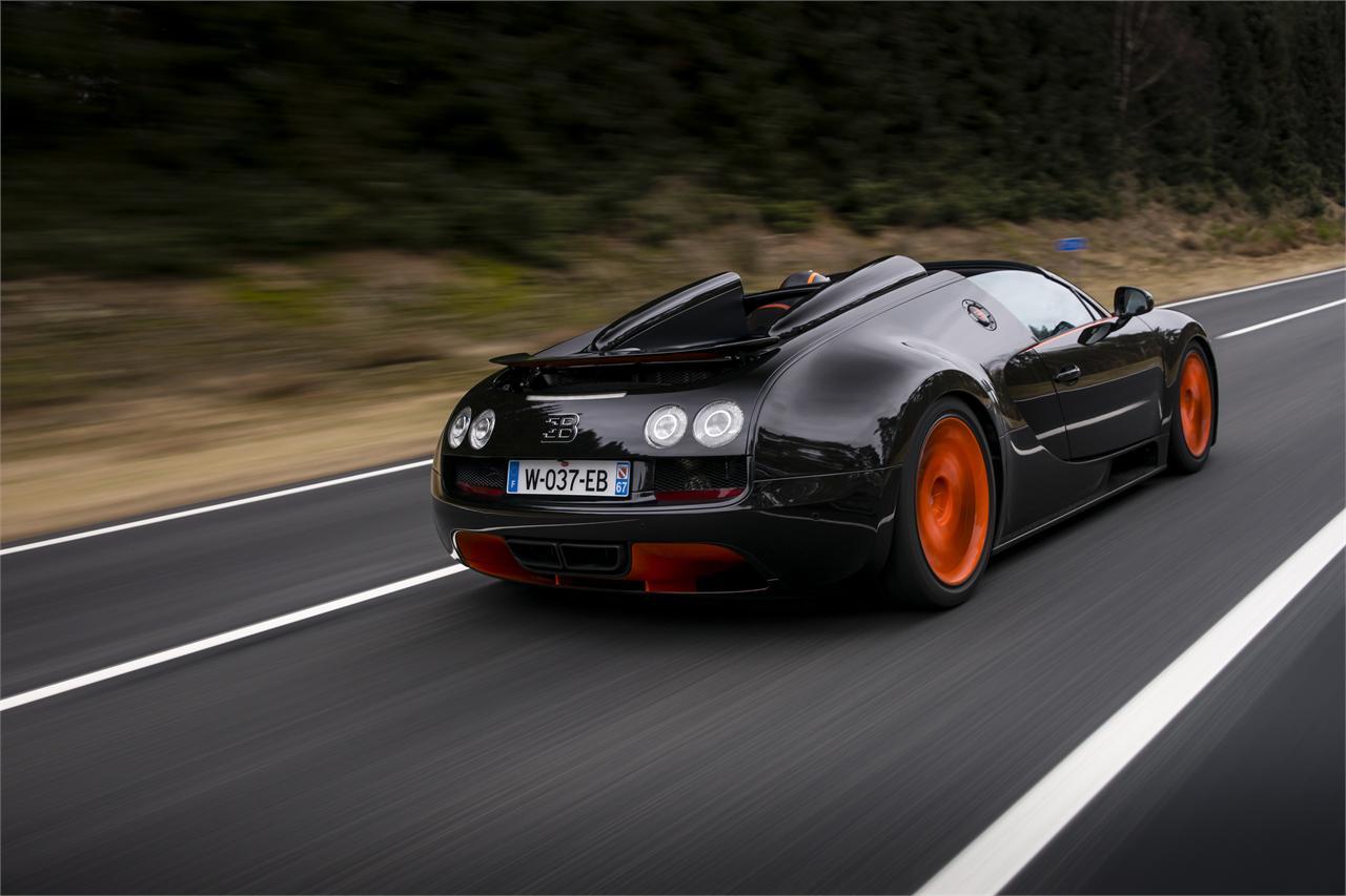 bugatti veyron 16 4 grand sport vitesse el roadster m s r pido del mundo l. Black Bedroom Furniture Sets. Home Design Ideas