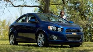 Chevrolet Sonic Sedán 2013: diseño innovador, fresco y contemporáneo