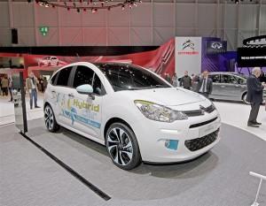 Citroën C3 Hybrid Air Concept: un carro totalmente innovador