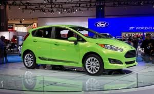 Ford Fiesta Hatchback 2013: atractivo y eficiente