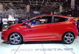 Ford Fiesta ST 2013: deportivo, dinámico y divertido