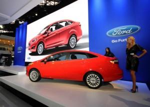 Ford Fiesta Sedán 2013: apariencia juvenil y deportiva