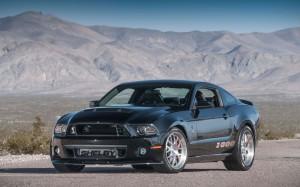 Shelby 1000 S/C 2013: el carro de calle más potente de Ford
