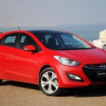 Hyundai i30 2013: juvenil, veloz y atractivo.