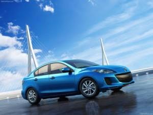 Mazda3 Sedán 2013: lindo diseño, excelente rendimiento