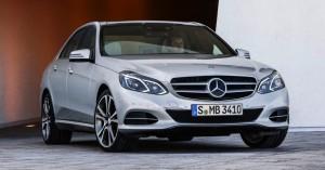 Mercedes Benz Clase E Sedán 2013: sereno, elegante y dinámico