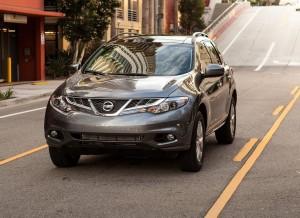 Nissan Murano 2013: alto rendimiento y diseño deportivo