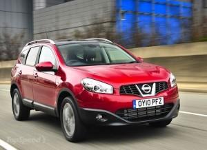 Nissan Qashqai 2013: comodidad, confort y seguridad
