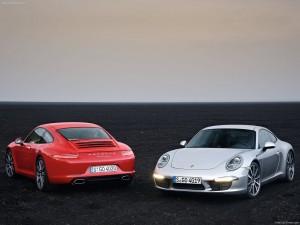 Precios y novedades del Porsche 911 Carrera 2013.