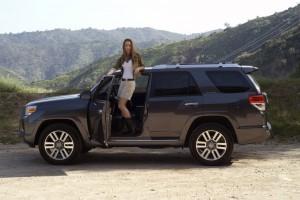 Toyota 4Runner 2013: confort, versatilidad y prestaciones de un todoterreno